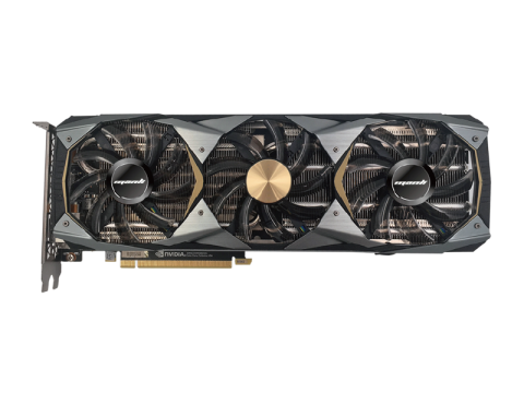 MANLI GeForce RTX 2080Ti (M3423+N504)